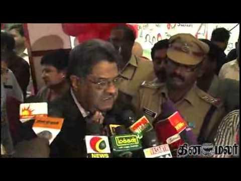 Special Trains for Sabarimala says Southern Railway GM - Dinamalar Nov 5th News