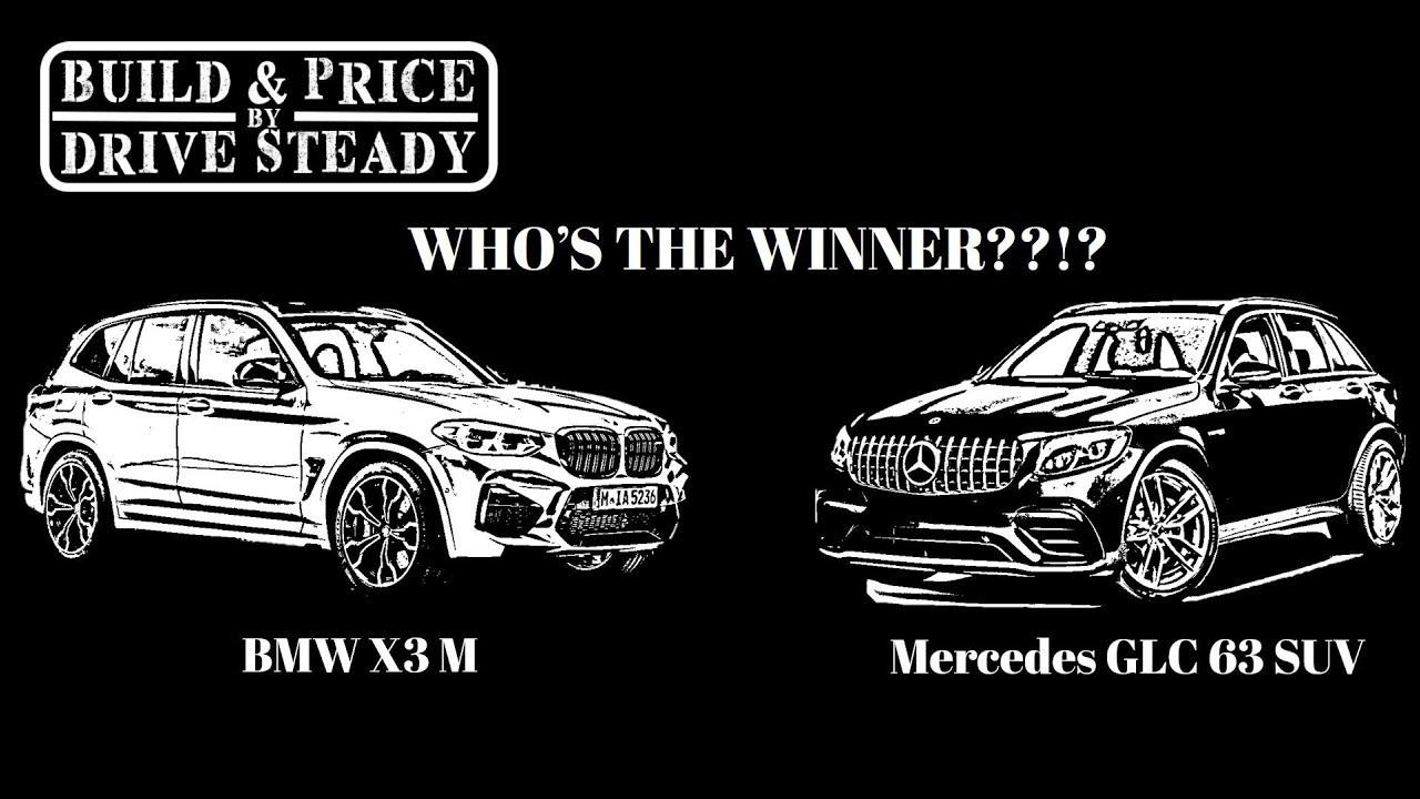 2020 BMW X3 M vs 2020 Mercedes GLC 63 | Build and Price ...