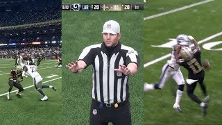 We Turned P.I. ALL THE WAY DOWN, And Madden Refs STILL Called a Penalty On The Rams