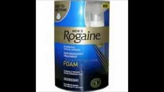 Rogaine Foam for Men genuine Rogaine Foam for Men