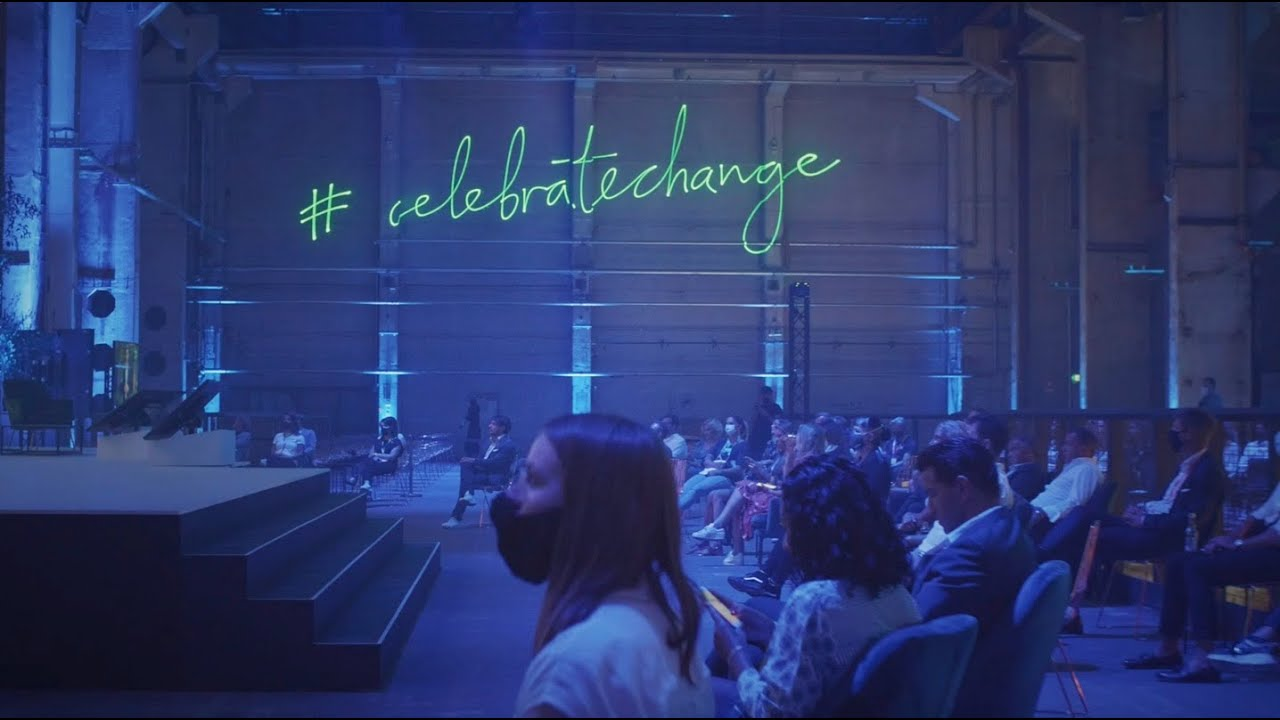 Die DB auf dem Greentech Festival 2020