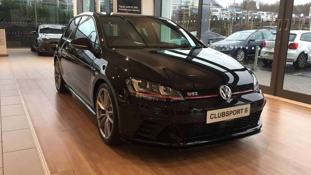 2017 volkswagen golf gti clubsport s edition review youtube. Black Bedroom Furniture Sets. Home Design Ideas
