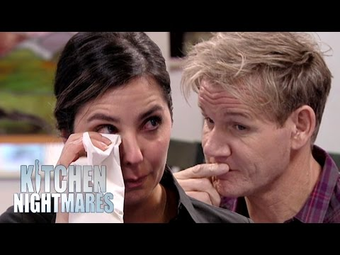Controlling Owner Reduces His Family To Tears - Kitchen Nightmares