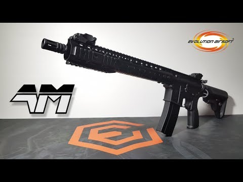 EVOLUTION AIRSOFT RECON NS 14.5 Metal Version / Unboxing Review