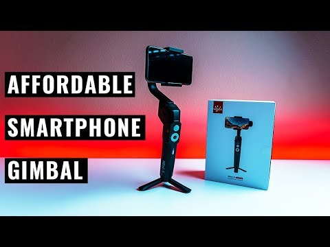 Moza Mini-S Essential Smartphone Gimbal Review