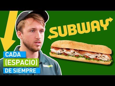 CADA SUBWAY DE
