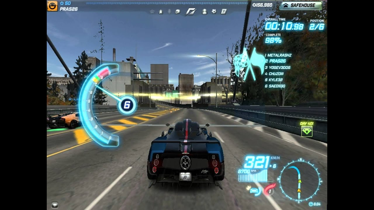 how to drag race need for speed