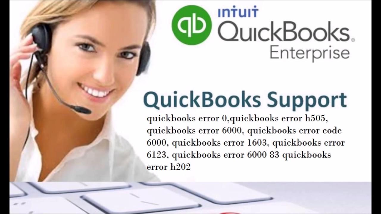 quickbooks pro error 6000/error 0/6123/6000 83 - YouTube