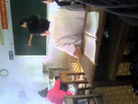 Cô giáo THPT Nguyễn Thái Học, Khánh Hòa đánh học sinh - Phần 2