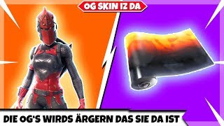 THE BEST BUYABLE OG SKIN IS BACK | RED RITTERIN ⚔️ | Fortnite New Shop Today 05.06