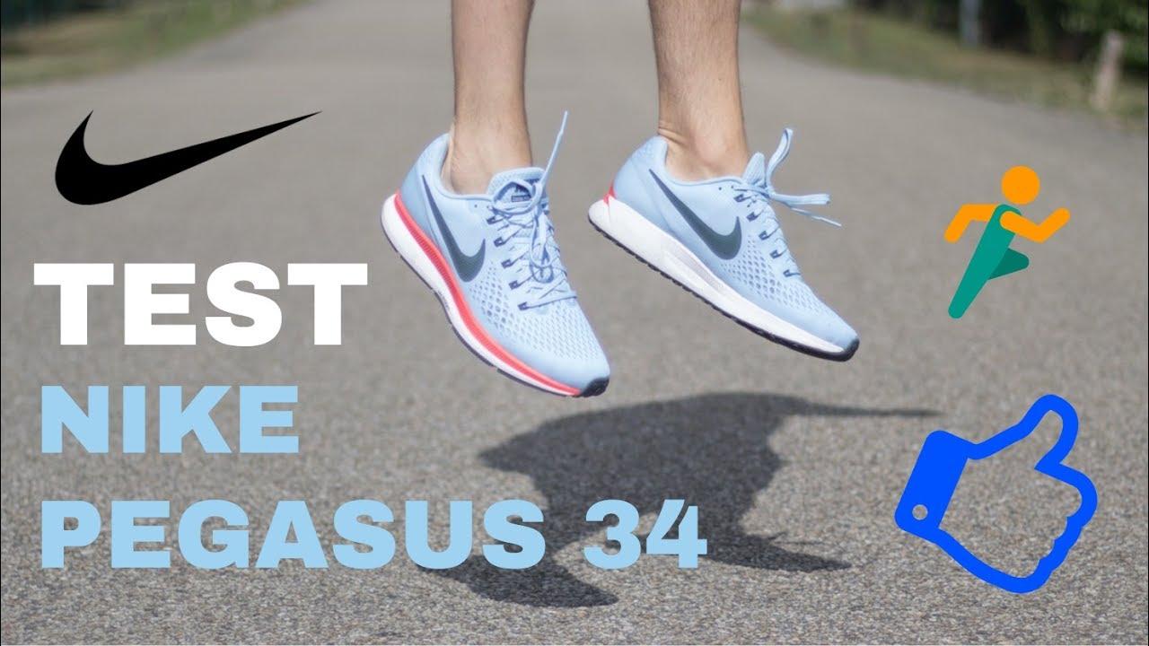 big sale 48efe 4de0b  Test   Avis  Les Nike Pegasus 34 !!!