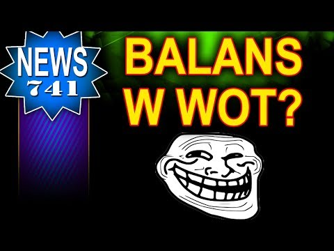 Balans? Jaki kurka balans? - World of Tanks