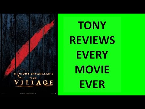 The Village: 2004 Movie Review With Kate