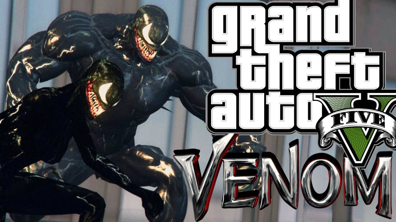 Ultimate Venom & She Venom Mod | GTA 5 Moment Lucu (Bahasa indonesia)