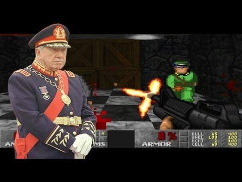 ¡Augusto Pinochet vive! Jugando a Pinochestein - Comenta Jorge