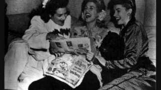 I Wanna Be Loved - The Andrews Sisters