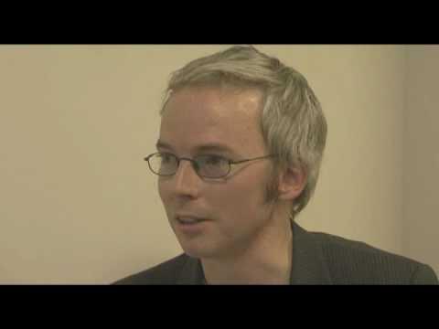 Jon McGregor - Writers & Artists Yearbook interview