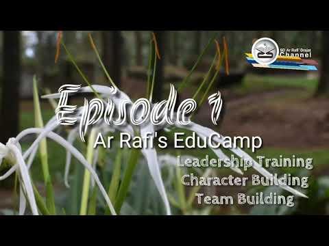 Ar Rafi's EduCamp 2019