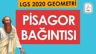 PİSAGOR BAĞINTISI LGS2020