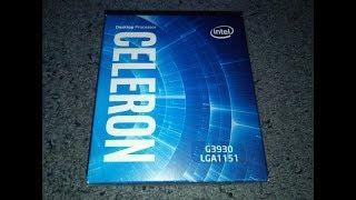 Процесор Intel Celeron G3930 BOX