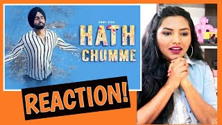 Download Video South Indian Reacts To HATH CHUMME I Ammy Virk ,B Praak, Jaani l Latest Punjabi Songs 2019 l MP3 3GP MP4