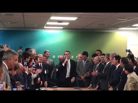 Mandetta é anunciado como ministro da saúde de Bolsonaro