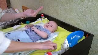 Уход за новорожденным в первые месяцы. Гигиена новорожденного.