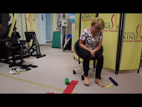 exerciții în piciorul varicos mincinos