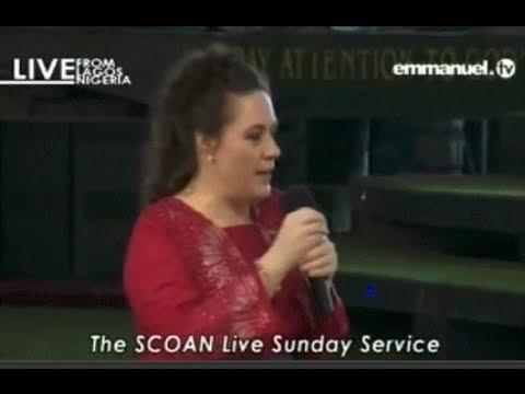 SCOAN 29/05/16: Message; Endure: It Is Possible by Evangelist Michelle. Emmanuel TV