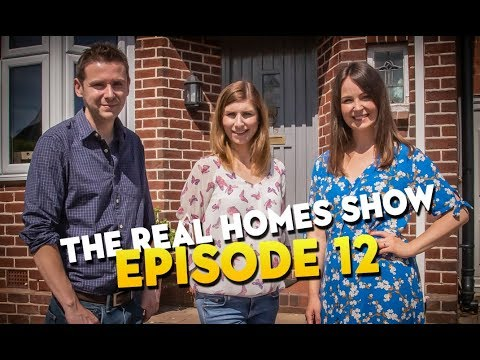 garden-ideas-and-open-plan-kitchen-extensions:-real-homes-show-ep.12