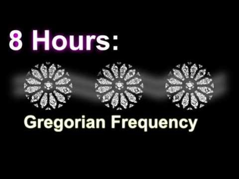 Sleep well! God Frequency! 8 Hours of Gregorian Sounds
