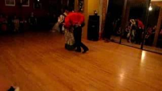 Folklore Argentina- Argentine Folk Dance   Chacarera & Chamame - Oscar  Mandagaran & Georgina Vargas