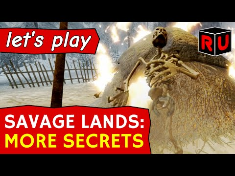 Smugglers Cove & Needle in a Haystack secrets! | Lets play Savage Lands (S2 Ep 31)