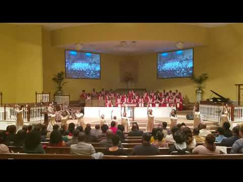 For Your Glory Praise Dance Ministry of Greater Pearlie Grove M.B Church