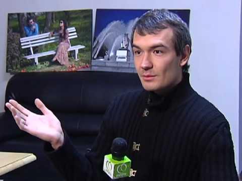 Valery Ayapov Interview for Almaty TV