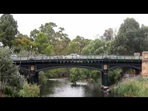 Adelaide, the Capital City of South Australia