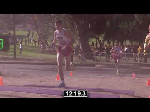 2017 Foot Locker National CC Championships Boy's Race