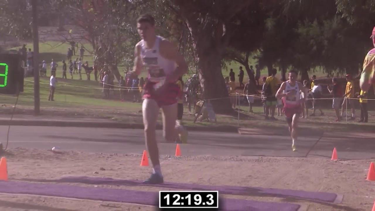 1c084e1022adf 2017 Foot Locker National CC Championships Boy s Race - YouTube