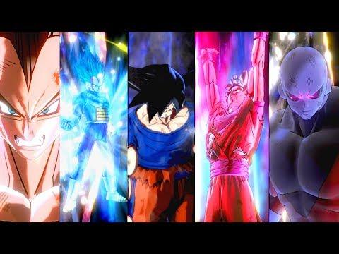 Added Custom Parallel Quest | BATTLE WITHOUT LIMITS | Goku & Vegeta SSB-SSBK-SSJ4-UI -DB Xenoverse 2