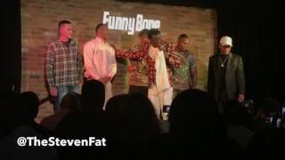 Michael Blackson He Bitch Dance (Virginia Beach Funny Bone)