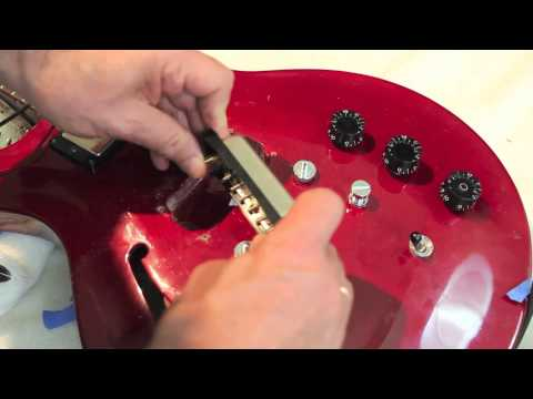 How To Change Guitar Pickups