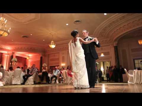 First Dance Ottawa Wedding -  Chayanika + Mike - Ed Sheeran - Kiss Me