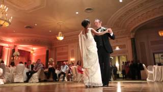First Dance Ottawa Wedding -  Chayanika + Mike - Ed Sheeran - Kiss Me
