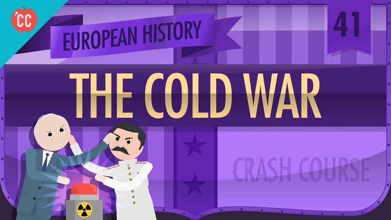 Download Post-War Rebuilding and the Cold War: Crash Course European History #41