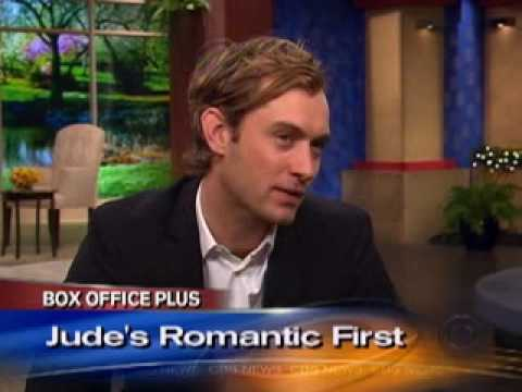 Jude Law On 'Holiday' CBS