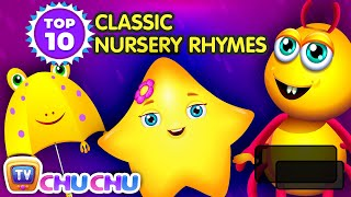 ChuChu TV Top 10 Classic Nursery Rhymes Collection - Old Macdonald & More Kids Songs