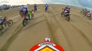 GoPro View of Moto Carnage on the Beach at Red Bull Knock Out