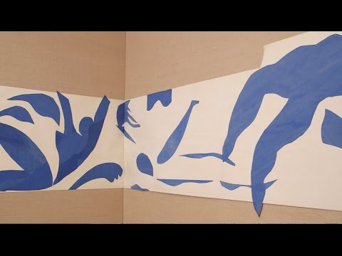 "Henri Matisse: Conserving ""The Swimming Pool"""