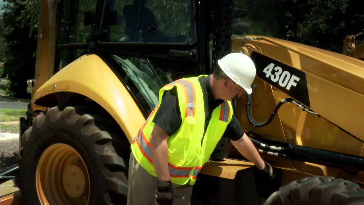 medium resolution of maintaining the batteries for the cat 416f 420f and 430f backhoe loaders