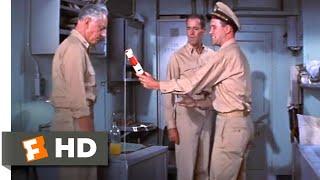 Mister Roberts (1955) - A Firecracker Scene (6/10)   Movieclips
